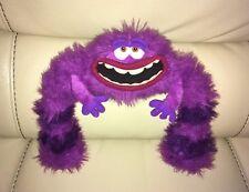 Official Walt Disney Pixar Monsters University Art the Purple Monster Soft Toy