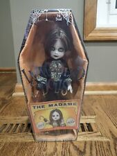"Mezco Living Dead Dolls Series 30  THE MADAME 10"" NIB FREAKSHOW NIB HOOK HAND"