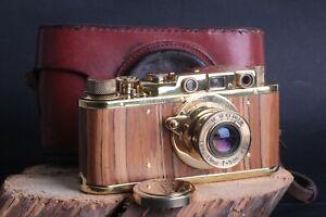 Leica camera Leitz Elmar lens 1:3.5 Limited Edition