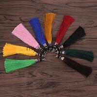 Long Tassel Trim Lobster Clasp Sewing Drop Ribbon 15cm Accessory Embellishment