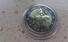 Grecia 2 euros 2011 sacado de cartera. S/ c dificilisima!!!
