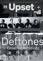 UPSET MAGAZINE - Deftones, Bully, The Front Bottoms, De'Wayne, PVRIS + more
