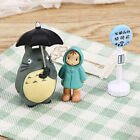 Totoro Figurine Japanese Collection Cartoon Toys Fairy Garden Cute Lovely