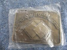 Vintage 96th US ARMY RESERVE COMMAND Belt buckle