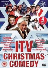 CLASSIC ITV CHRISTMAS COMEDY. On The Buses, Please Sir etc. 4 discs. New DVD.