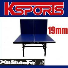 19mm full size table tennis table - factory second