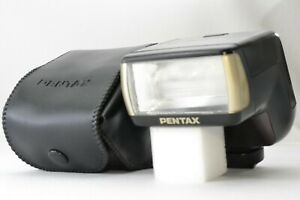 *Excellent+++* Pentax AF330FTZ Auto Zoom Electrical Flash From Japan