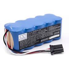 Batteria -vhbw- 2800mah per Nihon Kohden Tec7511 Tec-7511 Tec7521
