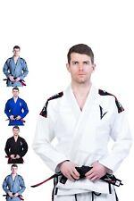 Vector Brazilian Jiu Jitsu BJJ Gi Kimono Attila series preshrunk light weight