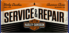 Harley-Davidson Dealer Mural Merchandise Deco Poster Garage Decorative Sign 519