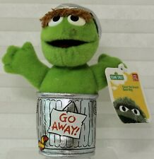 """GUND - Sesame Street - """"Oscar the Grouch"""" - 5 inches - 075939 - ages 12 mo+"""