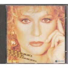 LORETTA GOGGI - C'e' poesia due CONTE ZARRILLO MANGO CD I° STAMPA 1989 NEAR MIN