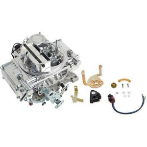 Holley 0-80457S 4160 600CFM Carburetor w/TPS Kit, Electric Choke