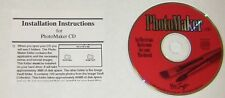 PHOTOMAKER V 1.0.1 - VINTAGE CD-ROM FOR MAC OS