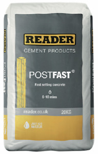 Concrete Post Mix 20kg bags **Collection Price* Can deliver at extra charge