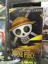 One Piece Black Box Official Anime & Manga Official Playing Cards Deck