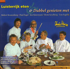CHRIS HINZE - LUISTERRIJK ETEN EN DUBBEL GENIETEN MET..(2-CD)