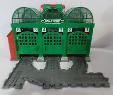 Thomas Tank Engine Take n' Play Toy Train Playset : Knapford Station