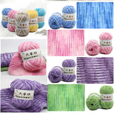 Wholesale! New 23 Colors Super Soft Smooth Cotton Yarn hand Baby Knitting Yarn