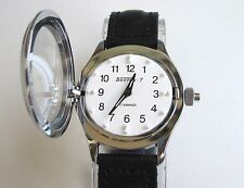 Russian VOSTOK 491210 braille watch for blind persons mechanical movement 2401