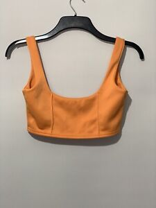 Pretty Little Thing Womens Crop Top Size 10