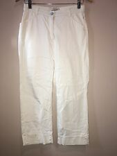 "BRAX Feel Good Ladies White Trousers W28""<NH1545"