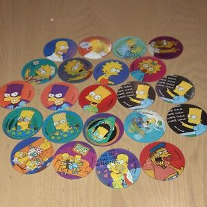 The Simpsons Tazos