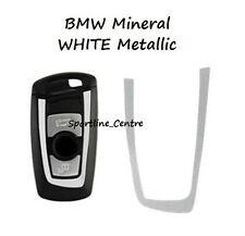 BIANCO minerale BMW Chiave Adesivo Decalcomania In Vinile f30 f35 f20 f10 f18 f07 M 1 3 5 SERIE