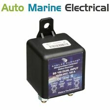 Voltage Sensing Intelligent Relay Split Charge VSR 12/24V 100A
