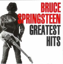BRUCE SPRINGSTEEN greatest hits (CD compilation) classic rock, pop rock