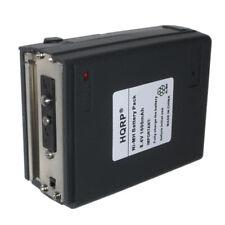 HQRP Batería 1600mAh para Icom IC-M2, IC-M5, IC-M11, IC-M12 Radio de dos vías