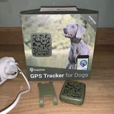 Tractive Dog GPS Tracker (Hunter Edition) – waterproof tracking device UK