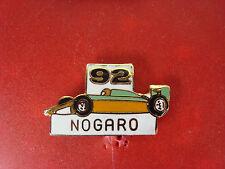 pins pin formule 1 f1 1992 nogaro
