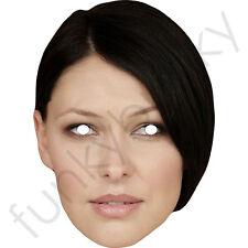 Emma willis célébrité carte masque-toutes nos masques sont pré-coupé!