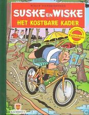 LUXE Suske en Wiske Het Kostbare kader  2012