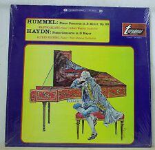 Galling/Brendel HUMMEL/HAYDN Piano Concertos - Turnabout TV 34073S SEALED