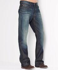 "G-Star Raw Mens Boys 3301 Boot Jeans 26"" x 34"" BNWT Fall Denim Vintage Aged"
