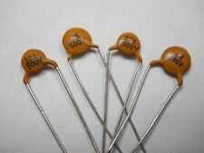 470 pf 500 Volt +/-20% Disc Ceramic Capacitor (NOS, New Old Stock)(QTY 25 ea)D64