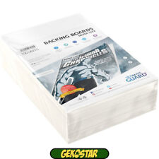 More details for ultimate guard - comic backing boards silver size (100)