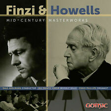 FINZI & HOWELLS - MID-CENTURY MASTERWORKS USED - VERY GOOD CD