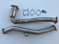2015- 2018 WRX Manual downpipe high flow cat HFC o2 bung down pipe 1320 J pipe