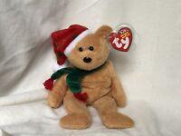 Ty Beanie Babie 2003 Holiday Bear #40028