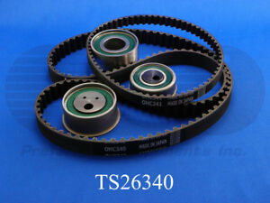Engine Timing Belt Component Kit Preferred Components TS26340