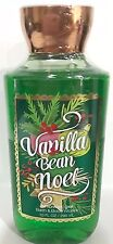 1 Vanilla Bean Noel Bath Body Works Shea & Vitamin E Shower Gel Body Wash 10oz