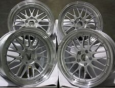 "18"" S RT ALLOY WHEELS FIT BMW E46 E90 E91 E92 E93 Z3 Z4 F20 F21 F30 F31 F32"