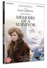 MEMOIRS OF A SURVIVOR. Julie Christie. New sealed DVD.