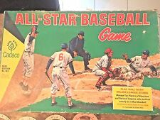 Vintage 1961 Cadaco All-Star Baseball Game *** INCOMPLETE ***