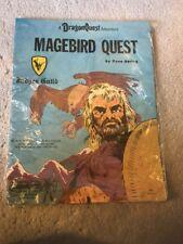 DRAGONQUEST Magebird Quest Judges Guild D&D