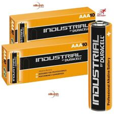 20 Duracell Industriales AAA Pilas Alcalinas Reemplaza Procell MN1500 1.5 V LR03