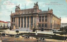 ANTWERPEN BELGIUM MUSEUM GERMANY MILITARY WW1 FELDPOST POSTCARD 1915 (353)